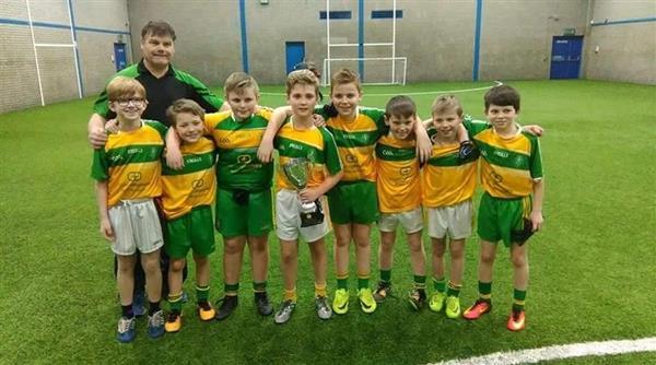 Spórt agus Corpoideachas / Sport and Physical Education
