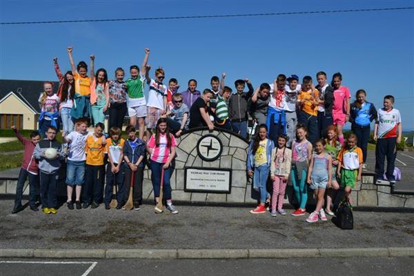 Turas bliantúil chun na Gaeltachta