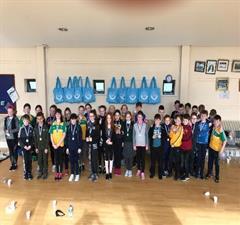 Clár Sínte Scoile/Extended Schools Programme.