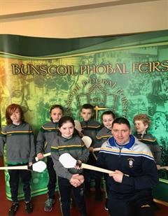 Tacaíocht ó Rossa & JP Corry's. Support from Rossa & JP Corrys!