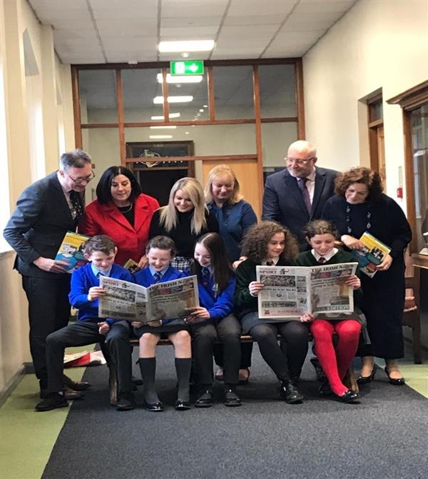 Irish News Young Readers Programme